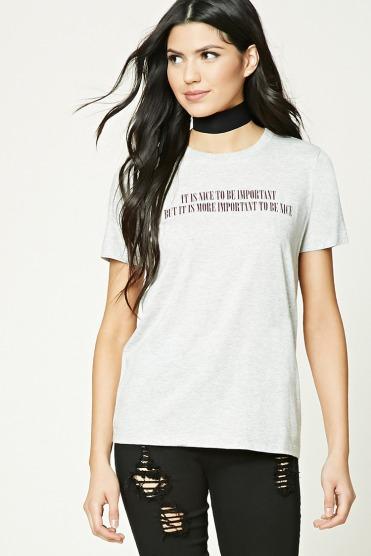 forever21 tshirt 1