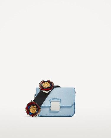 mini zara bag