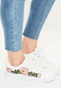 flower sneaker