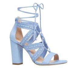 tied up heel