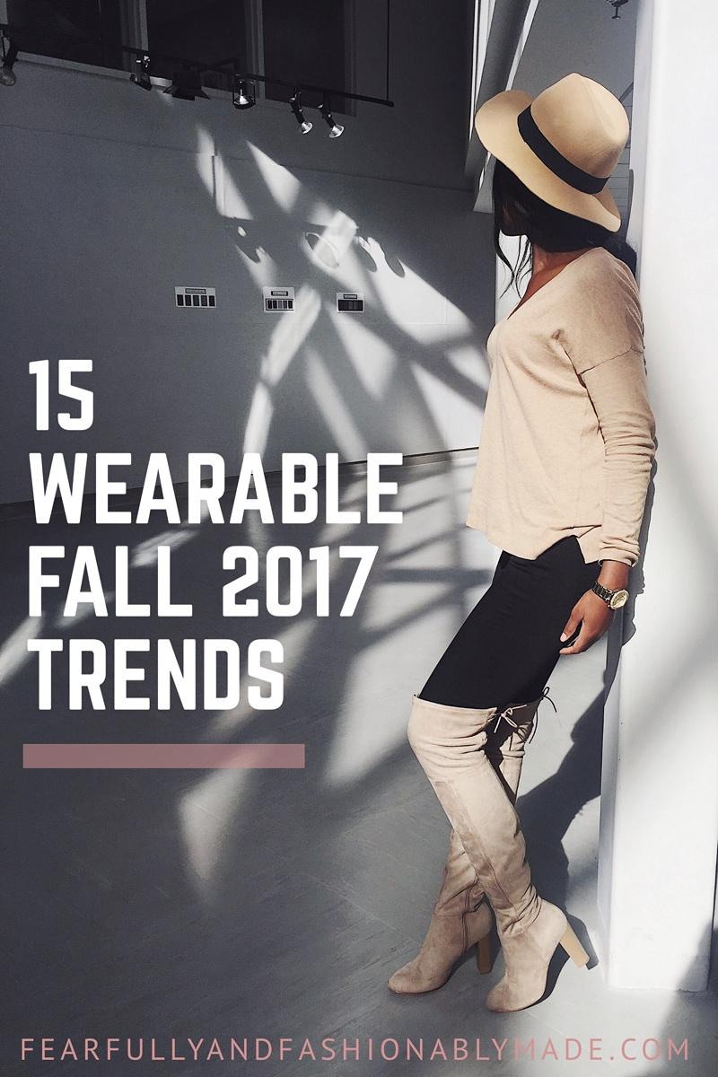 H&M black jeans, Camel Gap long sleeve top, Gold Michael Kors watch, camel thigh high boots H&M, camel fedora hat Call it Spring